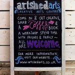 Parties at Artshed