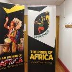 AFRICOMEU / Celebrating Culture in Diversity