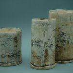 Audrey Hammett / Ceramics and textiles