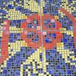 Churchyard Mosaic Project / Community mosaic