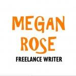 Megan Rose Freelance / Creative copywriter