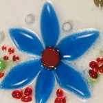The Make Studio / Fused glass and Printing courses
