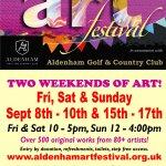 Aldenham Art Festival / Open Art Exhibition
