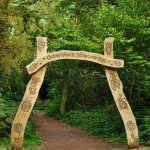 Oxhey Woods Sculpture Trail / South Oxhey