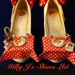 Milly J Shoes / Strikingly Unconventional