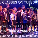 Fixation Theatre / Theatre Classes for Children