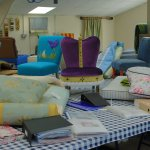 Wendy Shorter Interiors / Upholstery & Soft Furnishings Training Centre