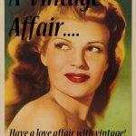 A Vintage Affair / vintage fairs in Herts & Essex
