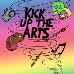 kick up the arts / watford creative networking