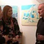 Chris Ellison at Artistsmeet