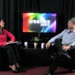 Comedian Bennett Arron interviewed on The Creative Herts Show