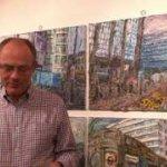Ross Ashmore at Artistsmeet