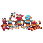 Cuddly Sock Creature Making Workshop. Standedge Visitors Centre
