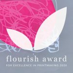 Flourish Award - for excellence in printmaking 2020