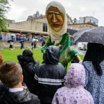 Friendship through Puppets Parade - Dewsbury