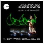 Hardeep Sahota: Bhangra Lexicon Exhibition Online