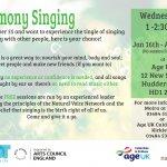 Harmony Singing | Celebrating Age