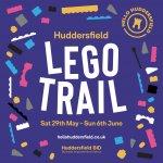 Huddersfield Lego Trail