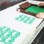 Intro to: Screen Printing onto Textiles - October