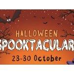 Maker World Halloween drop-in activities