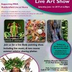 Summer Solstice Live Art Show