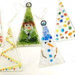 Take Away Kit- Family Clay T-light & Fused Glass Decorations