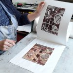 Taster: Collagraph Printing