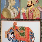 Workshop: Mughal Painting, Bagshaw Museum (session 2)