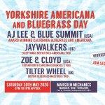 Yorkshire Americana & Bluegrass Day