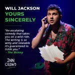 Yours Sincerely, Will Jackson