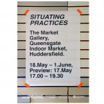 Situating Practices in Temporary Contemporary gallery
