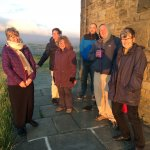 Solstice morning sing at Castle Hill 2018