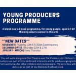 Evoke: 4 places left on Young Producers Programme!