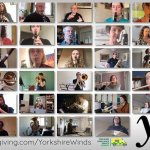 Happy Lock-down Birthday Yorkshire Wind Orchestra!