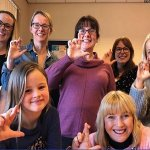 It's Crossed Finger Selfie time – please join in on 19 November