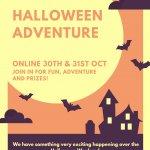 Online Halloween Adventure