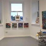 Studio space available at Globe Arts Studio