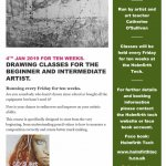 Catherine O'Sullivan / Beginners and intermediate drawing lessons