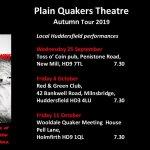 Plain Quakers Theatre / Swansong
