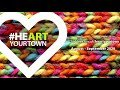 #HEARTyourtown Highlights