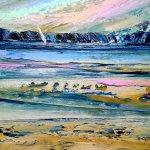 Emma Carter / Artist and Curator Island Artist show