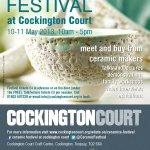Ceramics Festival 2013 / Ceramic Festival at Cockington Court