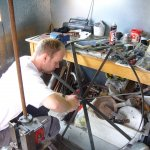 PHIL DIXON- VISUAL ARTIST / Kinetic Sculptor