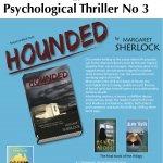 Author / Margaret Sherlock-Writer of Psychological Thrillers