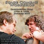 Squire Stage Combat / Squire Stage Combat