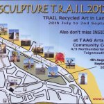 TRAIL 2012 Recycled Art in Land / TRAIL 2012