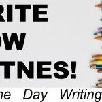 WRITE NOW TOTNES / WRITE NOW TOTNES