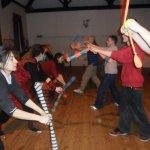 CircusSeen Adults Poi Class -Monday- Brighton
