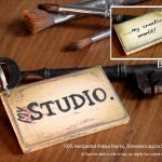 A Keyring for the Creative Types!