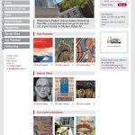 Online Bookshop for Pallant House Gallery